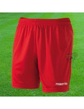 Boutique pour gardiens de but Shorts Joueur (sans protect.)  Macron - Short Mesa Rouge 522202