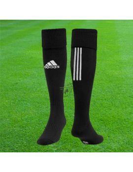 Boutique pour gardiens de but Chaussettes gardien  Adidas - Chaussettes Santos Noir Z56221