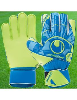 Boutique pour gardiens de but Gants avec barrettes junior  Uhlsport - Radar Control Soft Supporframe Junior 1011125-01 / 131