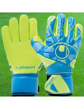 Uhlsport - Radar Control Absolutgrip Finger Surround 1011120-01 / 144 Gants de Gardien Match boutique en ligne Gardien de but