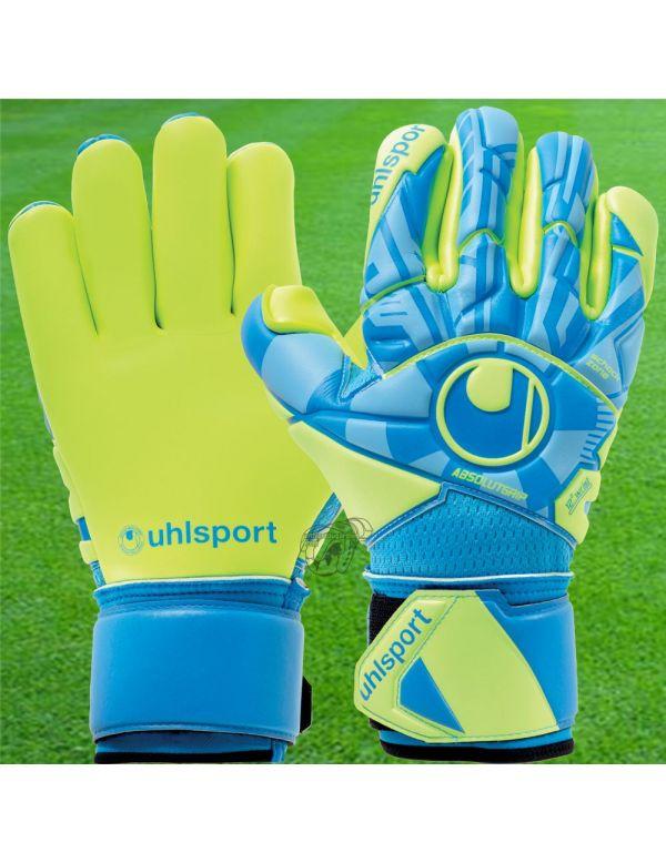 Uhlsport - Radar Control Absolutgrip Finger Surround 1011120-01 / 144 Gants de gardien Match dans votre boutique en ligne Uni...
