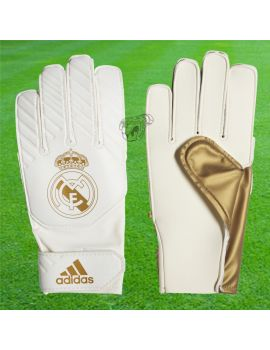 adidas gant de gardien de but junior young pro real madrid 1