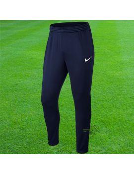 Boutique pour gardiens de but Pantalons entraînement  Nike - Tech Pant Bleu marine 725931 451
