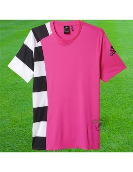 Adidas - Maillot Nado Rose AZ1440 / 61 Maillot manches courtes boutique en ligne Gardien de but