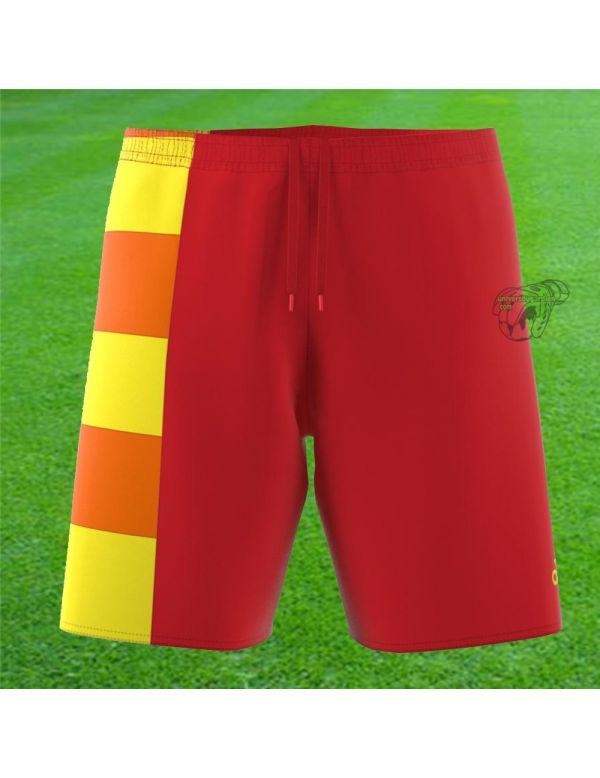 Boutique pour gardiens de but Shorts Joueur (sans protection)  Adidas - Short Nado Rouge AZ1445 / 305