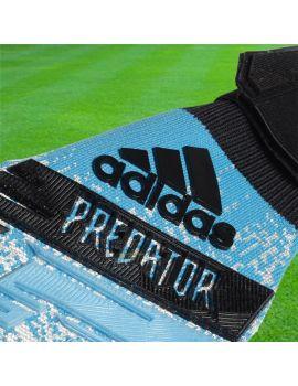 ADIDAS - Gant Predator Pro 19 Cyan dans votre boutique pour gardien de but