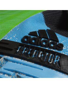 adidas - Gant Predator Pro 19 Fingersave cyan DY2598 / 113 Gants avec Barrettes protection match boutique en ligne Gardien de...