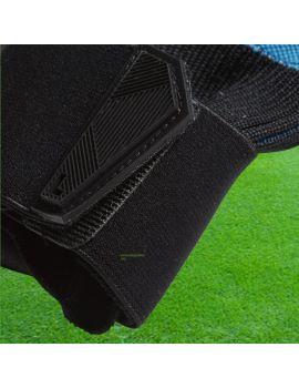 Adidas - Gant Predator Pro Fingersave chez univers du gardien - fermeture du gants de gardien