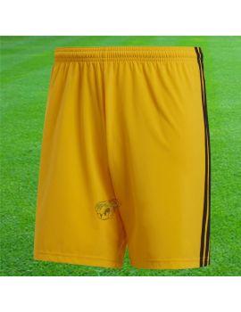Boutique pour gardiens de but Shorts gardien junior  ADIDAS - Short Condivo 18 jaune Junior DP5369 / 301