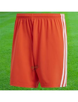 ADIDAS - Short Condivo 18 rouge Junior