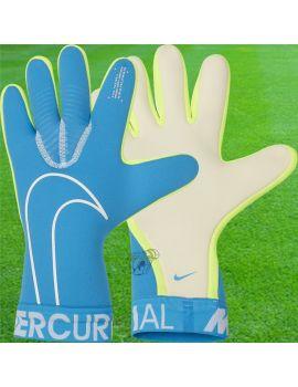Nike - Gant de gardien Mercurial Touch Elite Bleu