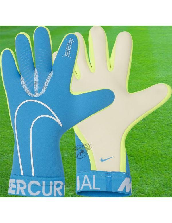 Nike - Gant de gardien Mercurial Touch Victory Bleu GS3885-486 / B121 Gants de gardien Match dans votre boutique en ligne Uni...
