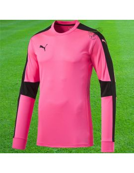 Boutique pour gardiens de but Maillots manches longues  Puma - Triumphant maillot gardien Rose 702195-51 / 103