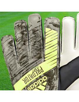 adidas - Gant Predator Top Training Kaki FJ5926 / A113 Gants Entraînement / match dans votre boutique en ligne Univers du Gar...