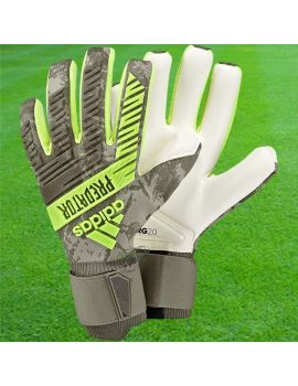 gants de gardien de but Match Adidas predator PRO Kaki