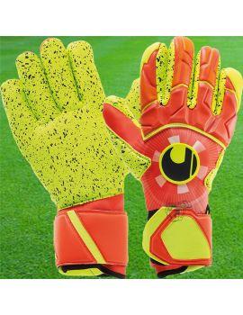 Uhlsport - Dynamic Impulse Supergrip Finger Surround 1011139-01 / 142 Gants de gardien Match dans votre boutique en ligne Uni...