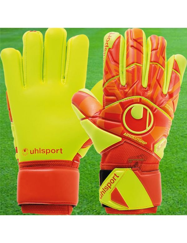 Uhlsport - Dynamic Impulse Absolutgrip HN 1011143-01 / 202 Gants de gardien Match dans votre boutique en ligne Univers du Gar...