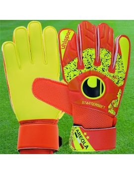 Boutique pour gardiens de but Gants de gardien junior  Uhlsport - Dynamic Impulse Starter Soft AREOLA Junior 101118301 / 32