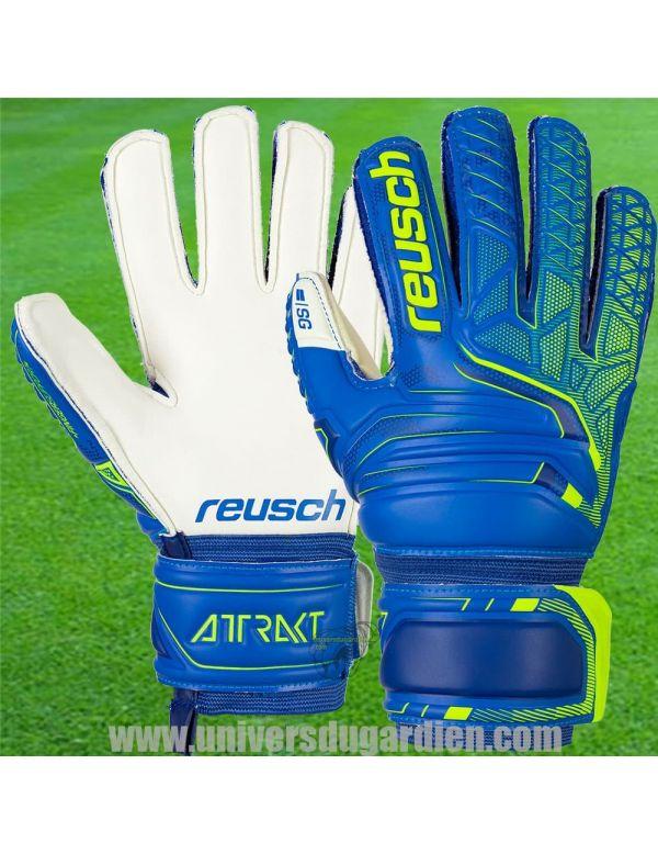 Reusch - Attrakt SG Finger Support jr