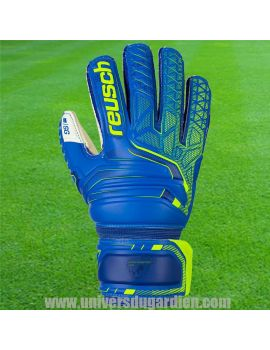 Boutique pour gardiens de but Gants avec barrettes junior  Reusch - Attrakt SG Finger Support jr 5072810-4940 / 101