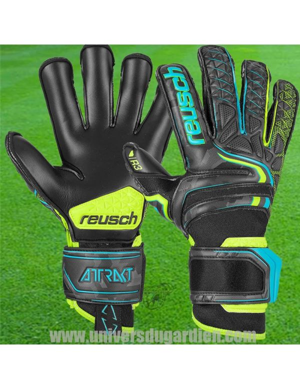 Reusch - Attrakt R3 Evolution Cut paume et dos