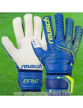 Reusch - Attrakt SG Finger Support 5070810-4940 / 163 Gants avec Barrettes Entraînement boutique en ligne Gardien de but