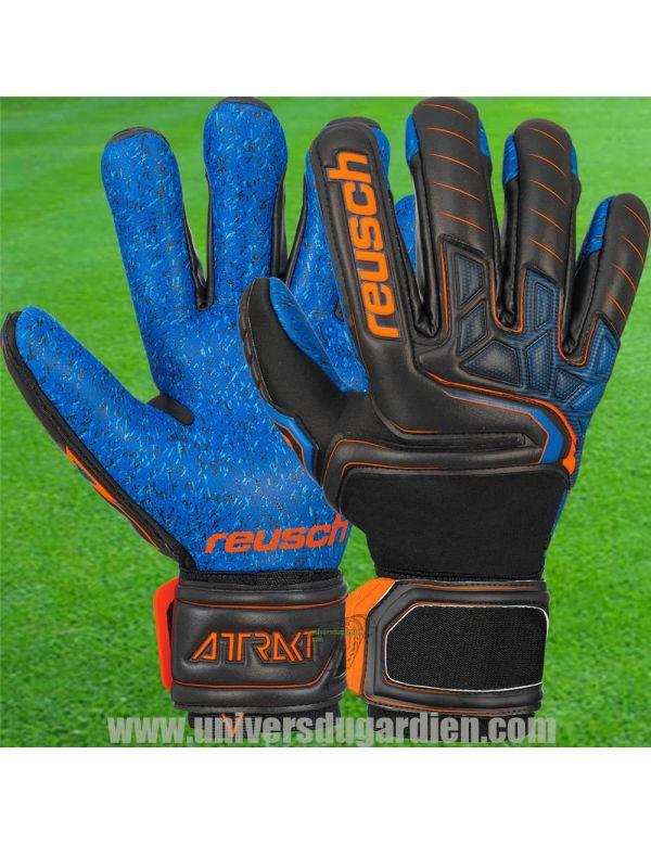 Reusch - Attrakt G3 Fusion Evolution NC Guardian 5070969-883 / 103 Gants de Gardien Match dans votre boutique en ligne Univer...