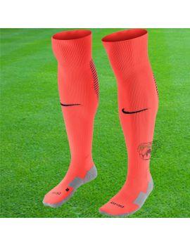 Boutique pour gardiens de but Chaussettes gardien  Nike - Chaussettes Team Matchfit Core Rose Saumon SX5730-671 / B33