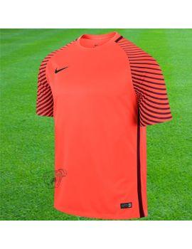 Nike - Maillot Gk Jersey Manches courtes Saumon 725889-671 / 93 Maillot manches courtes boutique en ligne Gardien de but
