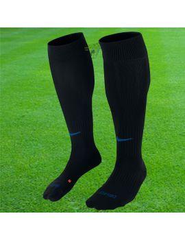 Boutique pour gardiens de but Chaussettes gardien  Nike - Chaussettes Classic II Noir Bleu 394386-015