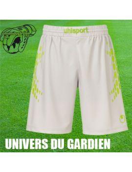 Boutique pour gardiens de but Shorts Joueur (sans protect.)  UHLSPORT - SHORT ANATOMIC ENDURANCE GRIS ARGENT 1005526-02 / A91