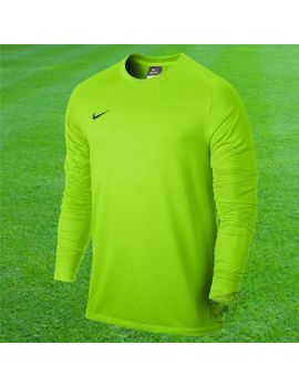 Nike - Maillot Park Goalie II Vert fluo Adulte 588418-303 Maillots manches longues boutique en ligne Gardien de but