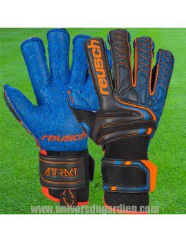 Reusch - Attrakt G3 Fusion Evolution Finger Support 5070938-7083 / A212 Gants avec Barrettes protection match dans votre bout...