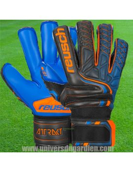 Reusch-Attrakt S1 Evolution Finger Support 5070238-7083 / A33 Gants de Gardien de But Reusch boutique en ligne Gardien de but