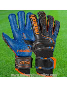 Reusch - Attrakt G3 Fusion Evolution Noir 5070939-7083 / A161 Gants de Gardien Match boutique en ligne Gardien de but