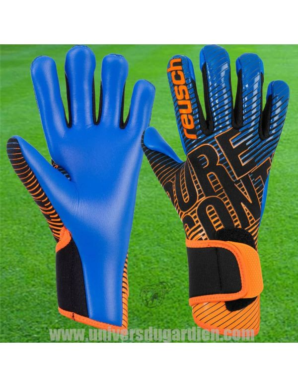 Boutique pour gardiens de but Gants de gardien junior  Reusch - Pure Contact III S1 Junior 5072200-7083 / 152