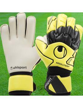 Uhlsport - Absolutgrip Flex Frame Carbon 1011151-01 / 21 Gants avec Barrettes protection match dans votre boutique en ligne U...