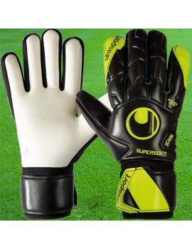 Boutique pour gardiens de but Gants avec barrettes junior  Uhlsport - Supersoft HN Flex Frame Junior 1011149-01 / 72