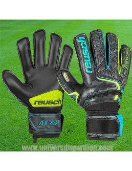 Reusch - Attrakt R3 Finger Support 5070730-7052 / 46 Gants de Gardien de But Reusch boutique en ligne Gardien de but