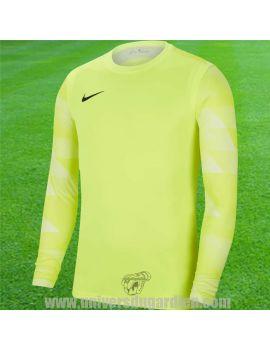 Boutique pour gardiens de but Maillots manches longues  Nike - Maillot gardien de but Park IV Jaune Volt CJ6066-702 / 62