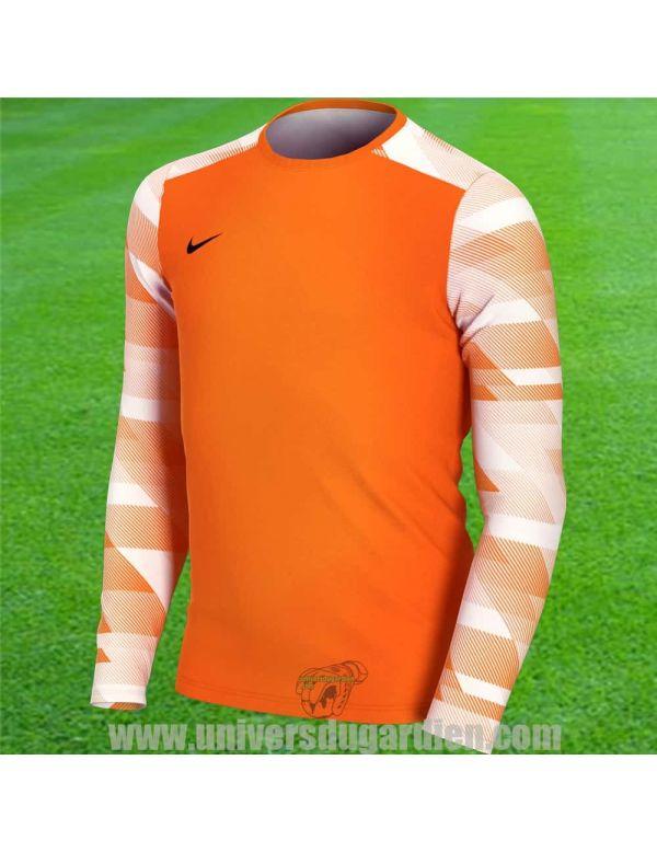 Nike - Maillot gardien de but Park IV Orange Junior