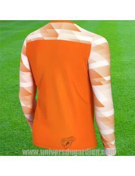 maillot Park IV Nike Orange Dos