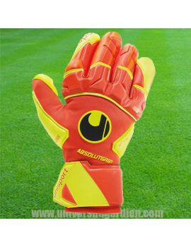 Uhlsport - Dynamic Impulse Absolutgrip Reflex 1011141-01 / 24 Gants de gardien Match dans votre boutique en ligne Univers du ...