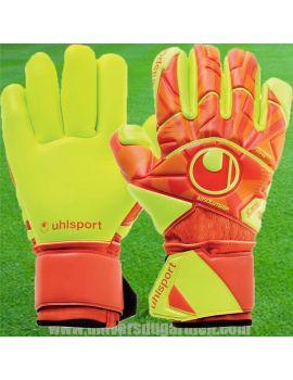 Uhlsport - Dynamic Impulse Absolutgrip Finger Surround 1011142-01 / 91 Gants de Gardien Match boutique en ligne Gardien de but
