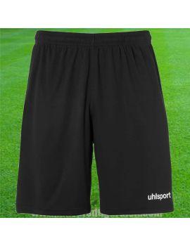 Boutique pour gardiens de but Shorts Joueur (sans protect.)  Uhlsport - Short Center Basic Noir 1003342-04 / 74
