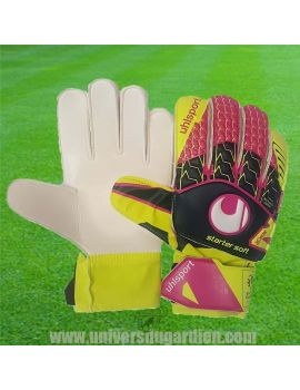 Boutique pour gardiens de but Gants de gardien junior  Uhlsport - Ligue 1 Starter Soft Conforama 1011063-03 / 134