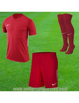 Boutique pour gardiens de but Jeux de maillots - Equipe de foot - Destockage  Nike - 13 Kit Tiempo Premier + Short League Kni...