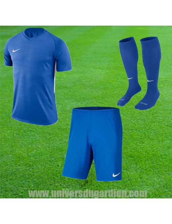 Boutique pour gardiens de but Jeux de maillots - Equipe de foot - Destockage  Nike - 13 Kit Tiempo Premier + Short Park III +...