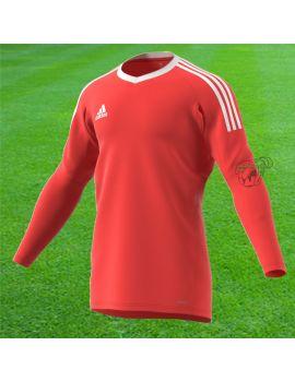 Adidas - Maillot Gardien Manches longues Revigo Rouge AZ5394 / 294 Maillots manches longues boutique en ligne Gardien de but