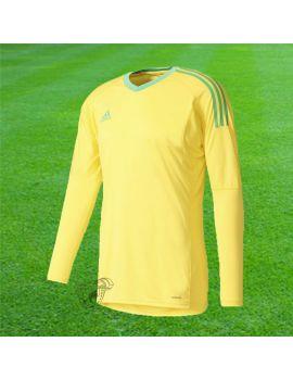 Adidas - Maillot Gardien Manches longues Revigo Jaune AZ5396 / 293 Maillots manches longues boutique en ligne Gardien de but